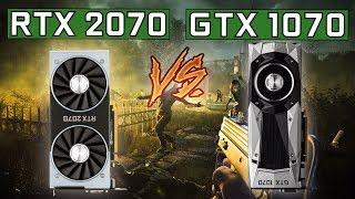 RTX 2080 vs GTX 1080 | Gaming Comparison [4K, 1440p & 1080p