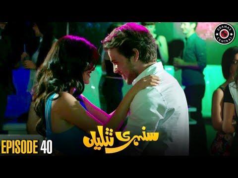 Sunehri Titliyan | Episode 40 | Turkish Drama | Hande Ercel | Best Pakistani Dramas