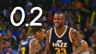 NBA Shots (Under 0.2 Seconds)