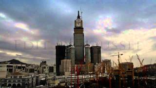 preview picture of video 'Al Bait Towers timelapse أبراج البيت.mpg'