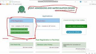 How To Login Into Your Jamb Portal 2019/20