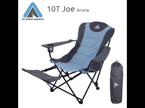 10T Campingstuhl Joe Arona XXL