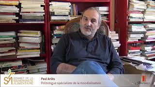 Les extraits du Sommet #054 – Paul Ariès 2e