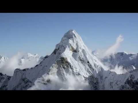 צילום חדשני מציג את פסגת האוורסט בחדות מדהימה