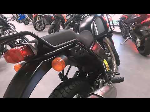 2021 Royal Enfield Himalayan 411 EFI ABS in West Allis, Wisconsin - Video 1