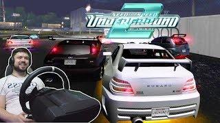 Соперники-читеры! Победить вообще реально?   Need for Speed: Underground 2