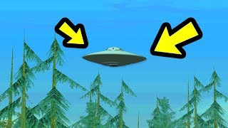 Только так я нашёл НЛО в GTA San Andreas...😱