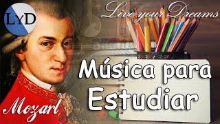 Música Clásica Relajante para Estudiar y Concentrarse y Memorizar   Mozart para Estudiar, Trabajar