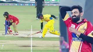 High Tension Moments in the Game Between Telugu Warriors and Chennai Rhinos