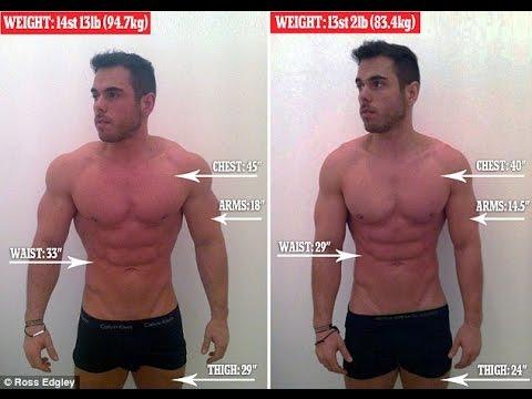 Penurunan berat badan di laut