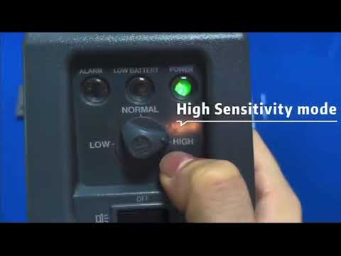 High Sensitivity Handheld Metal Detector Station Metro Airport Safety Check Portable Tester, Pd140