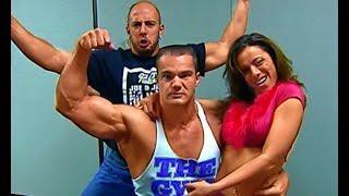 (720pHD): ECW 082199   Dawn Marie & The Impact Players Segment
