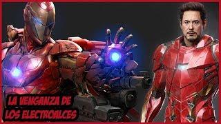 Todos los Trajes de IRON MAN en el MCU Explicados del Mark 1 al 85 – Avengers Endgame -