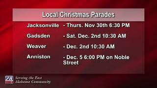 Area Christmas Parade Season is Ramping Up