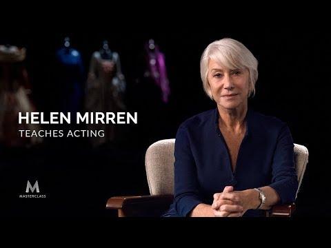 Helen Mirren Teaches Acting | Official Trailer