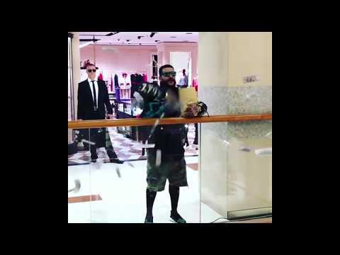 Как снимался клип ГУЧЧИ/Тимати раскидываете деньги по всему ТЦ😨СМОТРЕТЬ ВСЕМ!!!