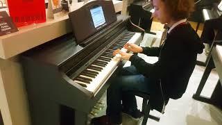 Eren Piyano Test  Zuhal Müzik(1)