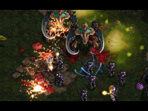 Last (T) v July (Z) on Fighting Spirit - StarCraft REMASTERED - Brood War