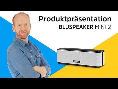 BLUSPEAKER MINI 2 | Für bis zu sieben Stunden Musik in Dauerschleife. | TechniSat