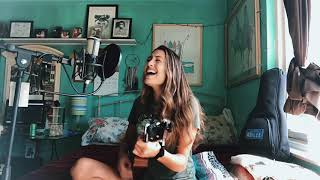 Beyond Leon Bridges Ukulele Cover By Ashlee Vivo