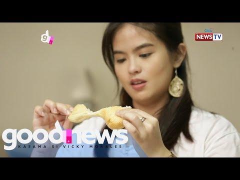 [GMA]  Good News: Bea Binene, tinikman ang iba't ibang seaweed delicacies!