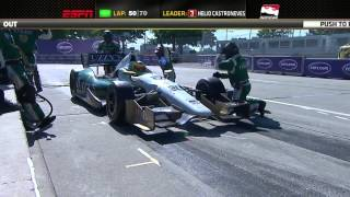Chevrolet Indy Dual In Detroit Race 2