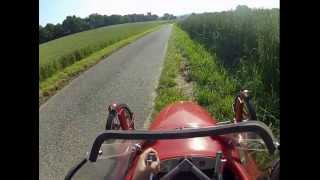 preview picture of video 'Seifenkistenrennen / Soap Box Derby - Stupferich 2013, GoPro HERO 2'