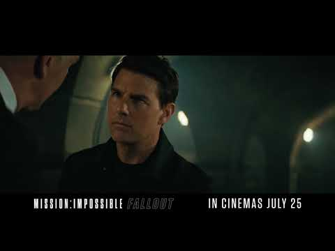 Mission: Impossible Fallout (Clip 'No Hard Feelings')