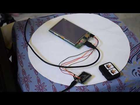 diy-VT100 (rev4 - STM32F7 + 5 Inch LCD) - смотреть онлайн на Hah Life