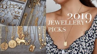My Jewellery Collection   Essential Pieces For 2019