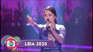 "Penuh Pesona!!! Nila-Bali ""Bunga Dahlia"" Bikin Nassar Terpincut dan Beri SO - LIDA 2020"