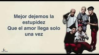 CNCO   De Cero (Official Lyrics)