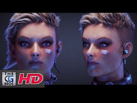 "CGI Behind The Scenes : ""Dropzone Behind the Scenes – Face Animation"" – by RealtimeUK"