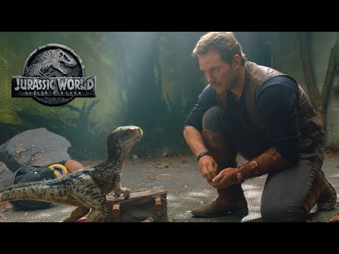 Jurassic World: Fallen Kingdom (Sneak Peek 'Remarkable')
