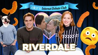 'Riverdale' Stars Debate the Importance of Washing Your Legs