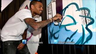 Chris Brown - Where The Fuck Is My Lighter ( Full Song )