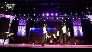 DANCING SUPER STAR SEASON 3 By RANJAN NAYAK   SW  Crew - Visakhapatnam