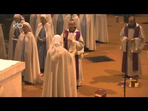 Vêpres et Eucharistie du 14 novembre 2015