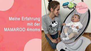 Mamaroo 4moms - meine Erfahrung - deutsch
