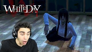 SHE CAME BACK FROM THE DEAD!!!   White Day: A Labyrinth Named School (Part 2)