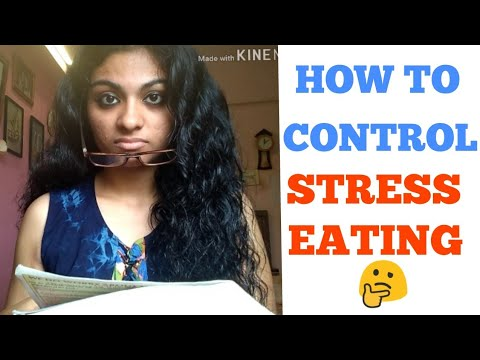 Emoticonal eating or stress eating...how to stop them?