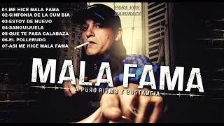 MIX MALA FAMA,LOS MEJORES TEMAS!!!! ( PARA VOS BASURA ) ( RITMO Y SUSTANCIA )2000 2001 Juani DJ