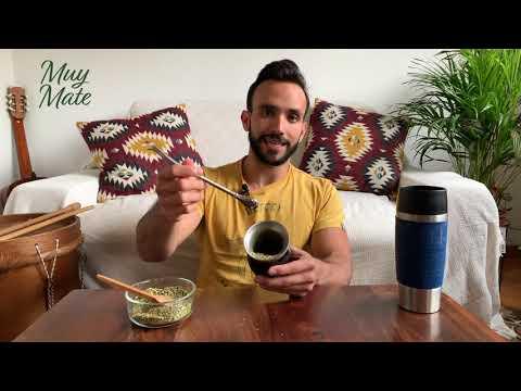 Yerba Mate Tee einfach traditionell zubereiten – muymate.de