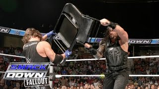 "What You Didn't See On SmackDown   ""The Bloodline"" & The Club Brawl: SmackDown Fallout, May 19, 2016"