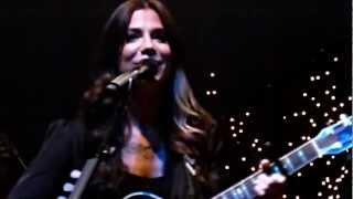 Christina Perri - Daydream live HMV Institute Birmingham 20-01-12