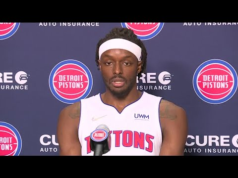 Jerami Grant believes first season with Pistons fueled his trip to Olympic gold