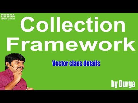 Vector class details (Collection Framework )