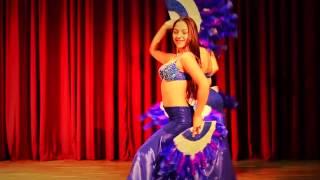 Blue Gloss - Escuela de  Danzas Árabes Bellysimas