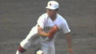 78回熊本工業VS松山商業伊予のドカベンダイビングキャッチ