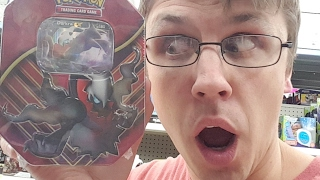 NEW POKEMON TINS AT WALMART!?!?!? by ThePokeCapital